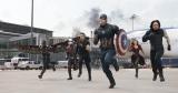 アントマン(左から2人目)の活躍にも期待! 『シビル・ウォー/キャプテン・アメリカ』は4月29日公開 (C)2016 Marvel.
