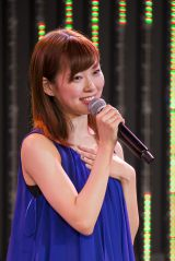 NMB48劇場で卒業を発表した渡辺美優紀 (C)NMB48