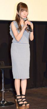 映画『ルーム』公開記念トークイベントに出席した益若つばさ (C)ORICON NewS inc.
