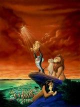 1994年公開の大ヒット映画『ライオン・キング』(C)Disney