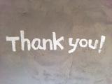「thank you」に一言添えるだけで、より一層感謝の気持ちを伝えることができる
