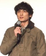 地震の被害が拡大する熊本の支援を誓った高良健吾 (C)ORICON NewS inc.