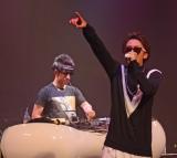 結成10周年記念ライブを行ったHilcrhyme Photo:濱谷幸江