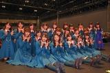 初の全国握手会をスタートさせた欅坂46。熊本など九州地方で頻発している地震の被災者への支援も呼びかけた (C)ORICON NewS inc.