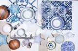 Francfrancの2016年夏コレクション 夏らしい色のテーブルウェア