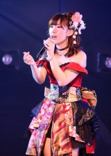 AKB48劇場で卒業公演を行った岩佐美咲