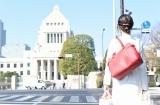 あけぼの新聞政治部で大物政治家・黒田田助の番記者に抜てきされる(C)TBS