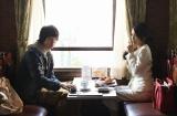 行きつけの喫茶店でクロワッサンを食べるシーンがたびたび登場する(C)TBS