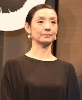 WOWOW『連続ドラマW 沈まぬ太陽』完成披露試写会に出席した草刈民代 (C)ORICON NewS inc.