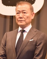 WOWOW『連続ドラマW 沈まぬ太陽』完成披露試写会に出席した國村隼 (C)ORICON NewS inc.