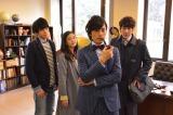 清水富美加(中左)がテレビ朝日系『叡古教授の事件簿』でゴールデン帯ドラマの初ヒロインに(C)テレビ朝日