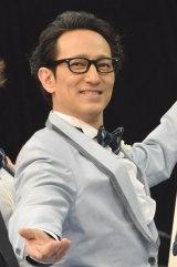 鈴木壮麻=ミュージカル『Forever Plaid 2016』公開けいこ後囲み取材 (C)ORICON NewS inc.