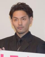 主演作に胸を張った柳楽優弥 (C)ORICON NewS inc.