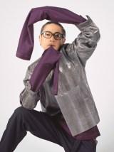 雑誌『smart』(宝島社)でPRADAの最新コレクションを着こなした窪塚洋介