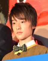 映画『海よりもまだ深く』舞台あいさつに出席した吉澤太陽(C)ORICON NewS inc.