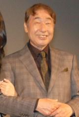 映画『任侠野郎』で主演を務める蛭子能収 (C)ORICON NewS inc.