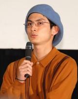 熊本地震で被害を受けた故郷の現状を明かす高良健吾 (C)ORICON NewS inc.