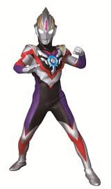 「ウルトラマン」と「ウルトラマンティガ」のパワーを借りた「ウルトラマンオーブ スペシウムゼペリオン」