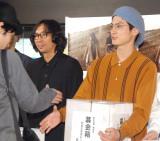 (左から)行定勲監督、高良健吾 (C)ORICON NewS inc.