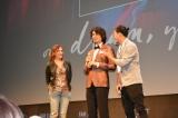 『第18回ウディネ・ファーイースト映画祭』で上映された映画『高台家の人々』の舞台あいさつに出席した斎藤工