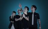5月6日放送、フジテレビ系『HEY!HEY!NEO!』に出演するSiM