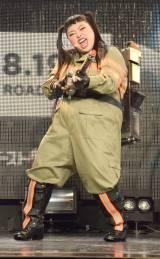 映画『ゴーストバスターズ』日本語吹替版主題歌発表会に出席した渡辺直美 (C)ORICON NewS inc.