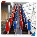 乃木坂46が2ndアルバム『それぞれの椅子』ジャケ写を公開(写真は通常盤)