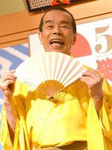 『笑点 放送50周年特別記念展』の開会式典に登壇した林家木久扇 (C)ORICON NewS inc.