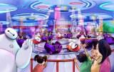 ディズニー映画『ベイマックス』の新アトラクションが誕生 ※イメージ画像(C)Disney