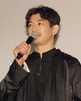 映画『殿、利息でござる!』公開直前トークイベントに出席した瑛太 (C)ORICON NewS inc.