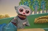 NHK・Eテレ『おかあさんといっしょ』4月から始まった新しい人形劇「ガラピコぷ〜」のサブキャラクター「プッチマーゴ」。ホシノキの番人(C)NHK