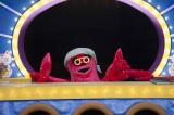 NHK・Eテレ『おかあさんといっしょ』4月から始まった新しい人形劇「ガラピコぷ〜」のサブキャラクター「キュリオ」。雑貨店「キュリオマート」の店主(C)NHK