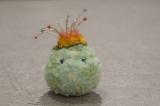 NHK・Eテレ『おかあさんといっしょ』4月から始まった新しい人形劇「ガラピコぷ〜」のサブキャラクター。「モコピット」森に住む妖精(C)NHK