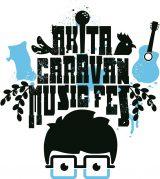 『秋田CARAVAN MUSIC FES』ロゴ