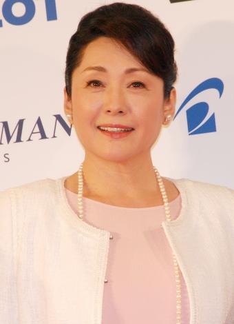 『第12回万年筆ベストコーディネイト賞2015』表彰式に出席した松坂慶子 (C)ORICON NewS inc.