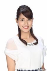 4月からフジテレビ『めざましテレビ』のメインキャスターに就任する永島優美アナ