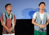 活動休止を発表したBREATHE(左から)多田和也、宮田慧 (C)ORICON NewS inc.