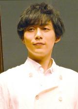 舞台『それいゆ』制作発表会見に出席したJONTE (C)ORICON NewS inc.