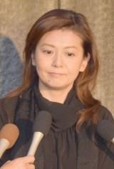 前田健さんの通夜に弔問に訪れた南野陽子 (C)ORICON NewS inc.