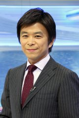 『NHKニュース7』の武田真一アナウンサーが登板(C)NHK