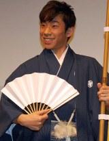 『殿、利息でござる!』のトークイベントに出席した織田信成 (C)ORICON NewS inc.