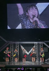 11月7日に日本武道館でコンサートを開催することを発表したJuice=Juice(左から)宮崎由加、高木紗友希、宮本佳林、金澤朋子、植村あかり