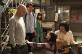 NHK・BSプレミアムで放送中のドラマ『奇跡の人』第3回(5月8日放送)行方をくらませていた花の夫・正志(山内圭哉) が突然現れる(C)NHK