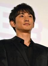 映画『ROAD TO HiGH&LOW』初日舞台あいさつに登壇した町田啓太 (C)ORICON NewS inc.