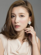 ブログで再婚を報告したモデルの谷口紗耶香