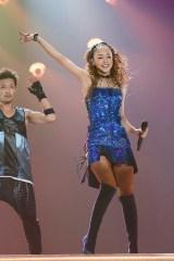 8月から全国ホールツアーを開催する安室奈美恵