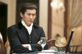 NHK・BSプレミアムで放送中のドラマ『最後のレストラン』第4回(5月17日放送)より。土方歳三(松田悟志)  (C)NHK