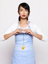 アラフォー主婦の心の動きを表現長アラフォー主婦の純愛とは?(C)NHK