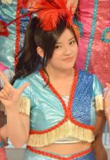 卒業したら「お肉が食べたい」と目を輝かせたモーニング娘。'16の鈴木香音 (C)ORICON NewS inc.