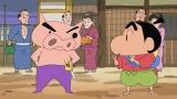 『クレヨンしんちゃん』きっての名物キャラ・ぶりぶりざえもんのエピソードは5月13日・20日の2週連続で登場(C)臼井儀人/双葉社・シンエイ・テレビ朝日・ADK